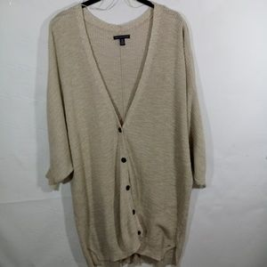 AMERICAN EAGLE OUTFITTERS Longline Knit Cardigan